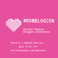 #Romblogcon