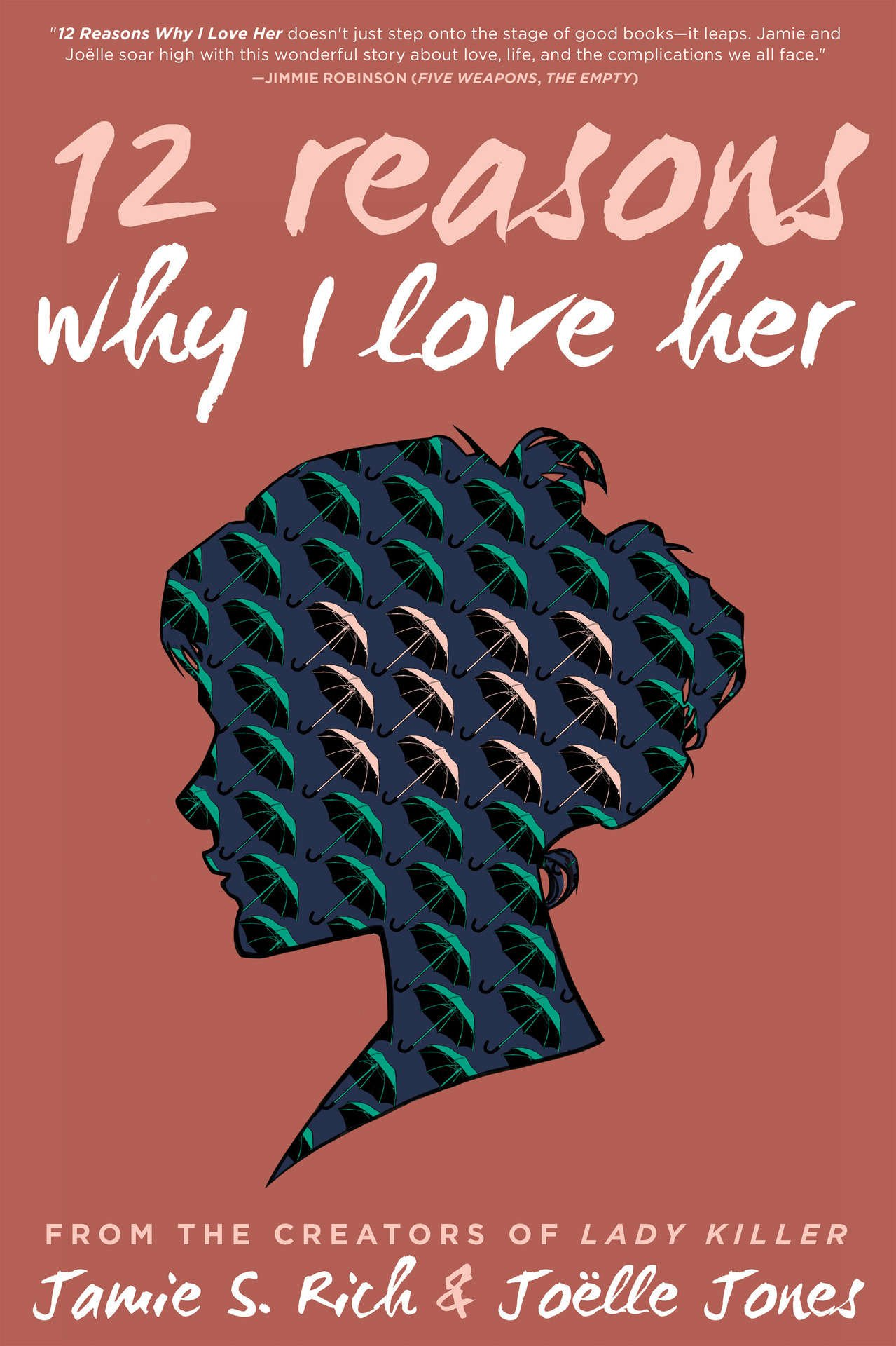12 Reasons Why I Love Her Cover