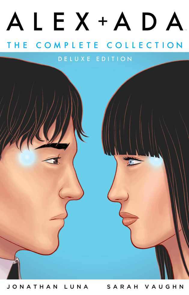 Alex + Ada Cover