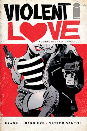 Violent Love Cover