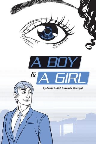 A Boy and A Girl Cover