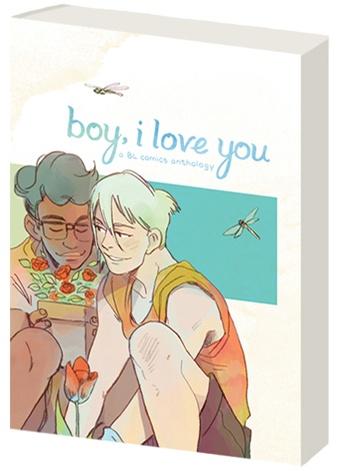 Boy, I Love You Cover