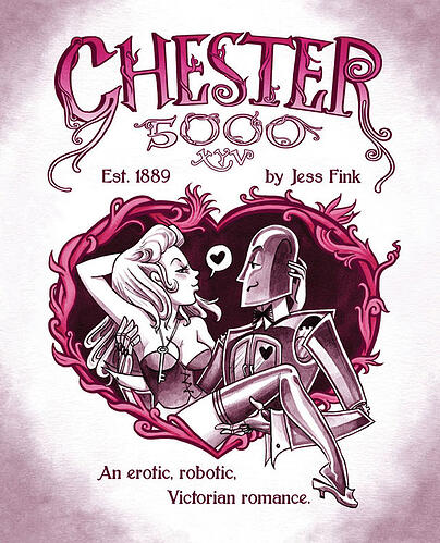 Chester XYV 5000 Cover