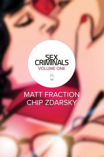 Sex Criminals Cover