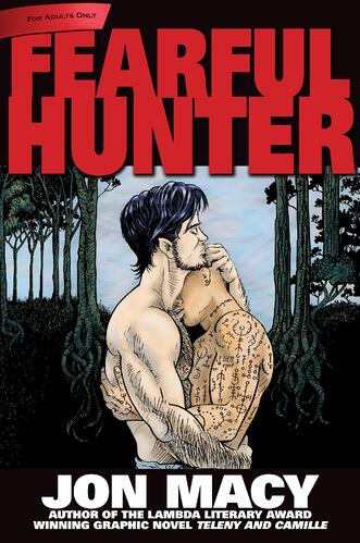Fearful Hunter Cover