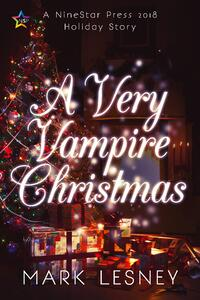 Cover of A Very Vampire Christmas by Mark Lesney
