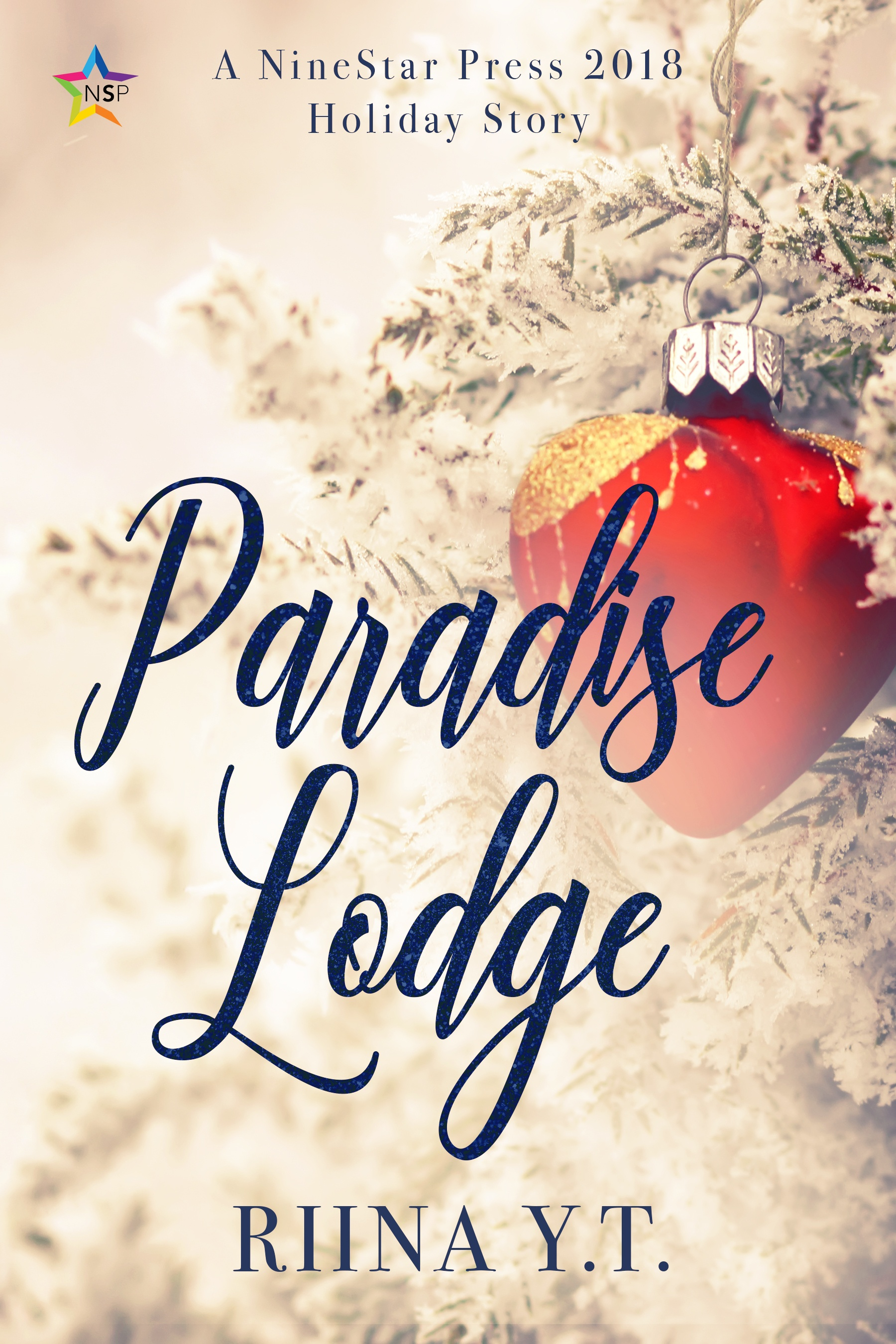Cover of Paradise Lodge by Riina Y.T.