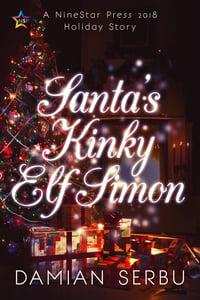 Cover of Santa's Kinky Elf Simon