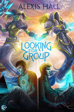 Looking For Group Cover