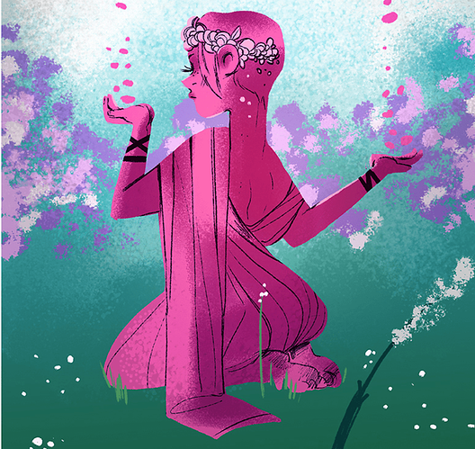 Review: Lore Olympus, by Rachel Smythe
