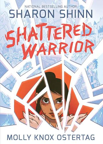 Shattered Warrior Cover