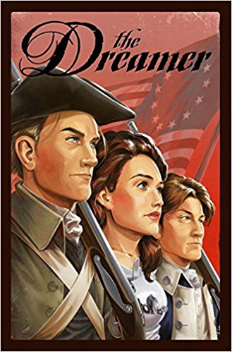 The Dreamer Cover