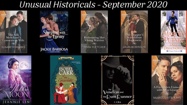 Unusual Historicals September 2020