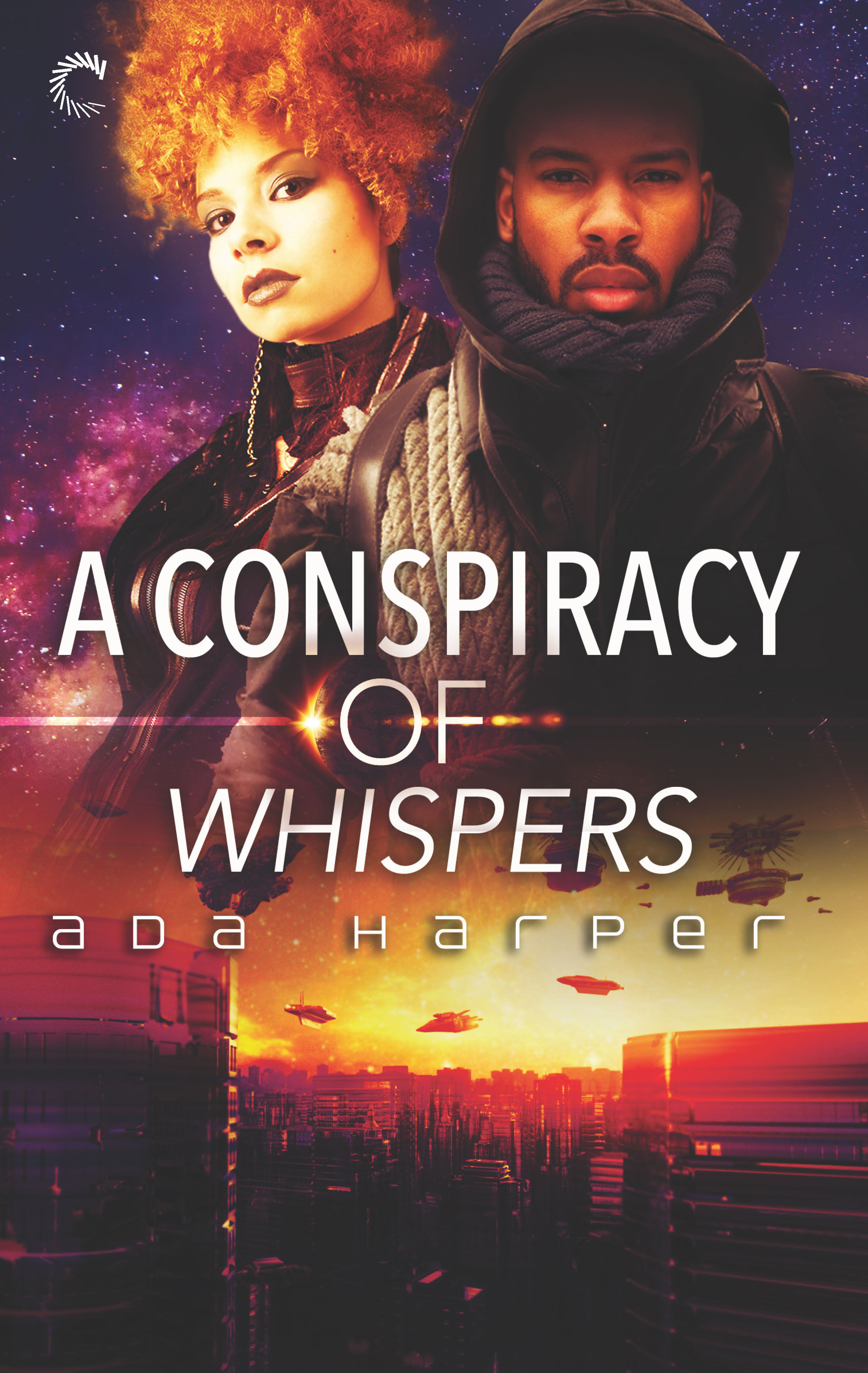 A Conspiracy of Whispers Cover