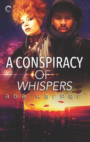 Review A Conspiracy Of Whispers By Ada Harper