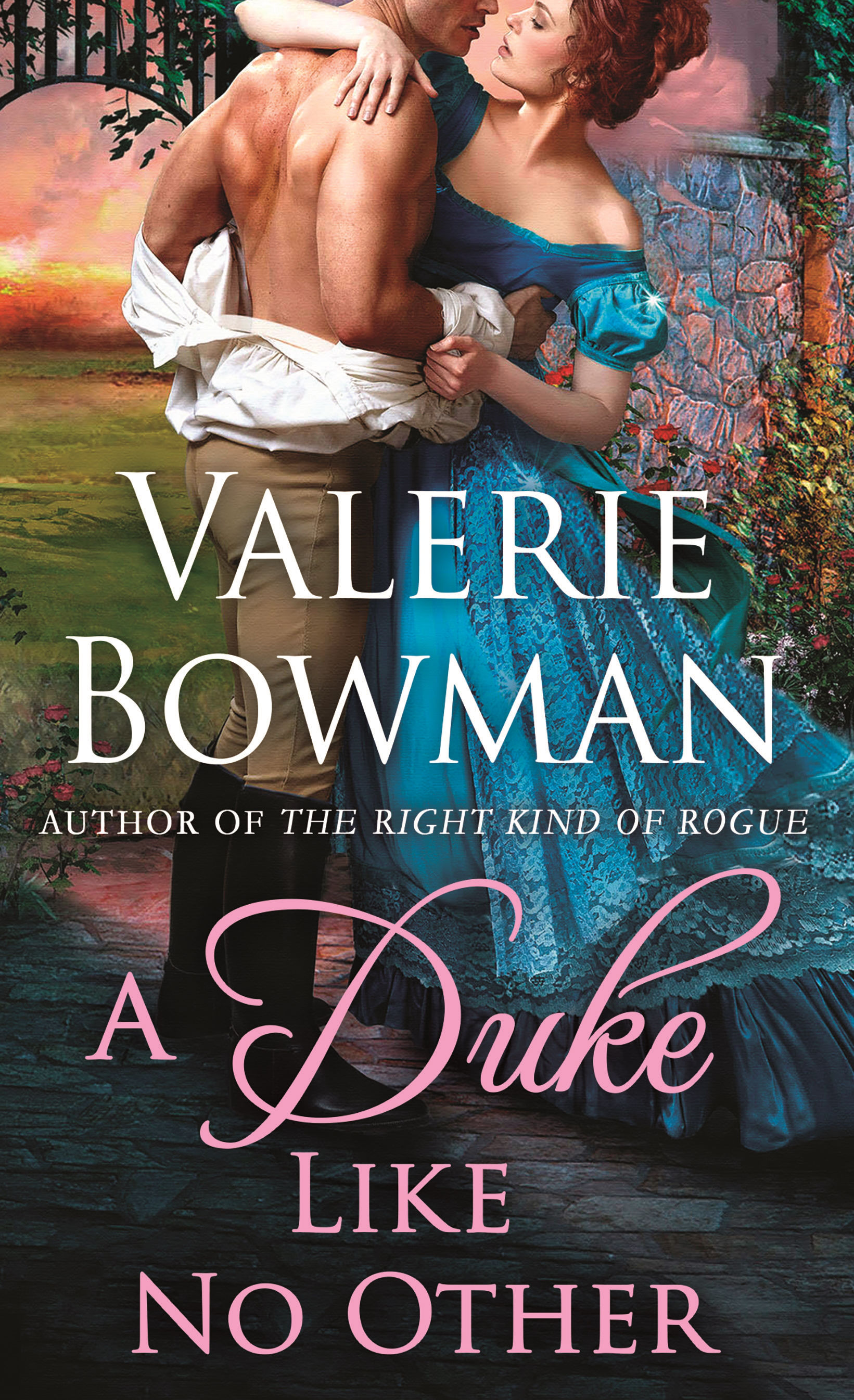 A Duke Like No Other Cover
