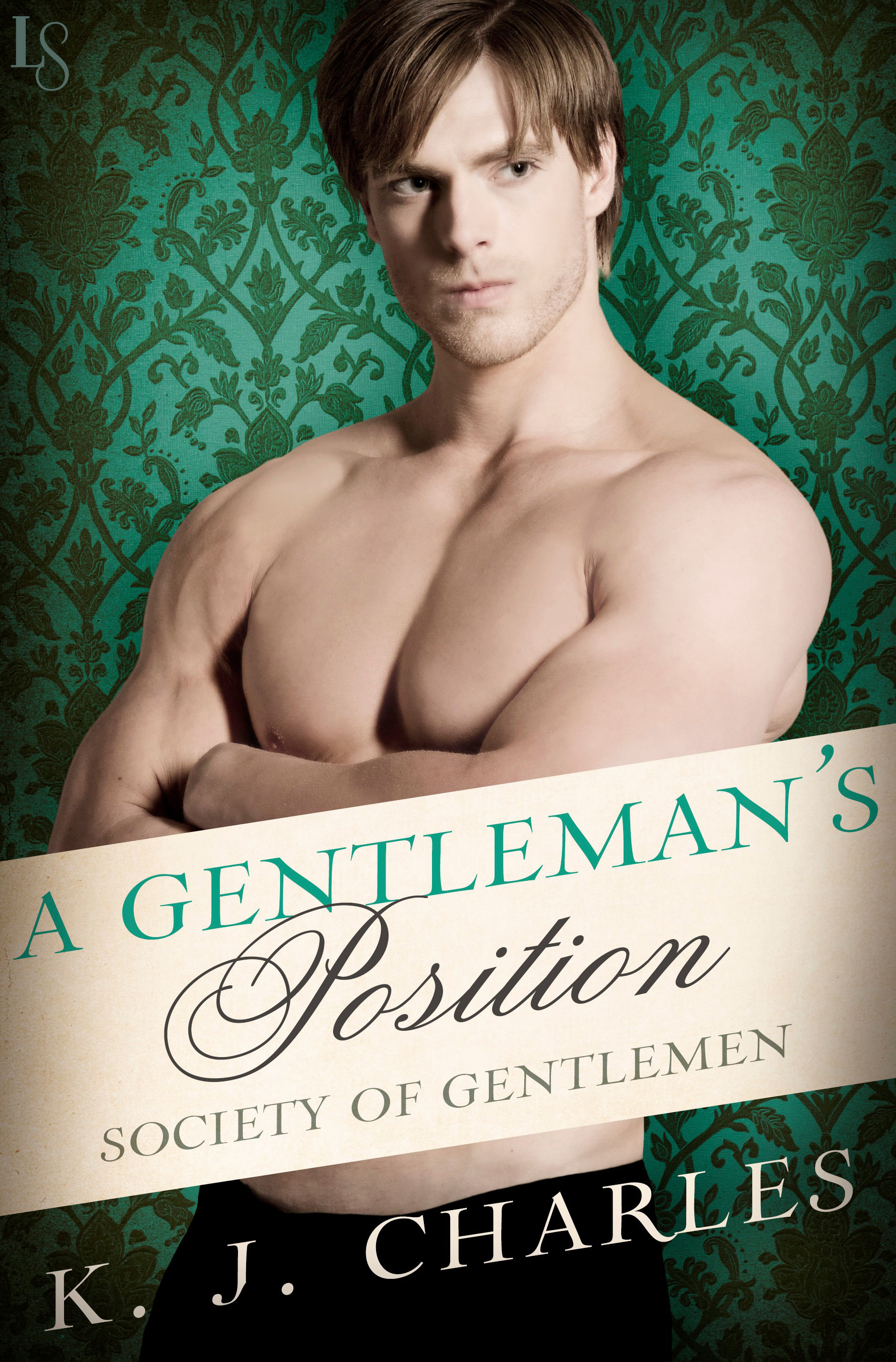A Gentleman's Position Cover