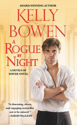 A Rogue by Night Cover