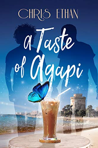 A Taste of Agapi Cover