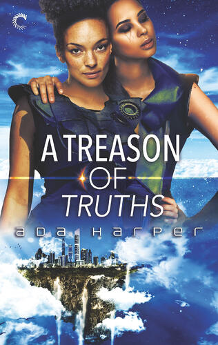 Review A Treason Of Truths By Ada Harper