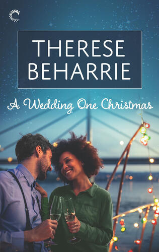 A Wedding One Christmas Cover