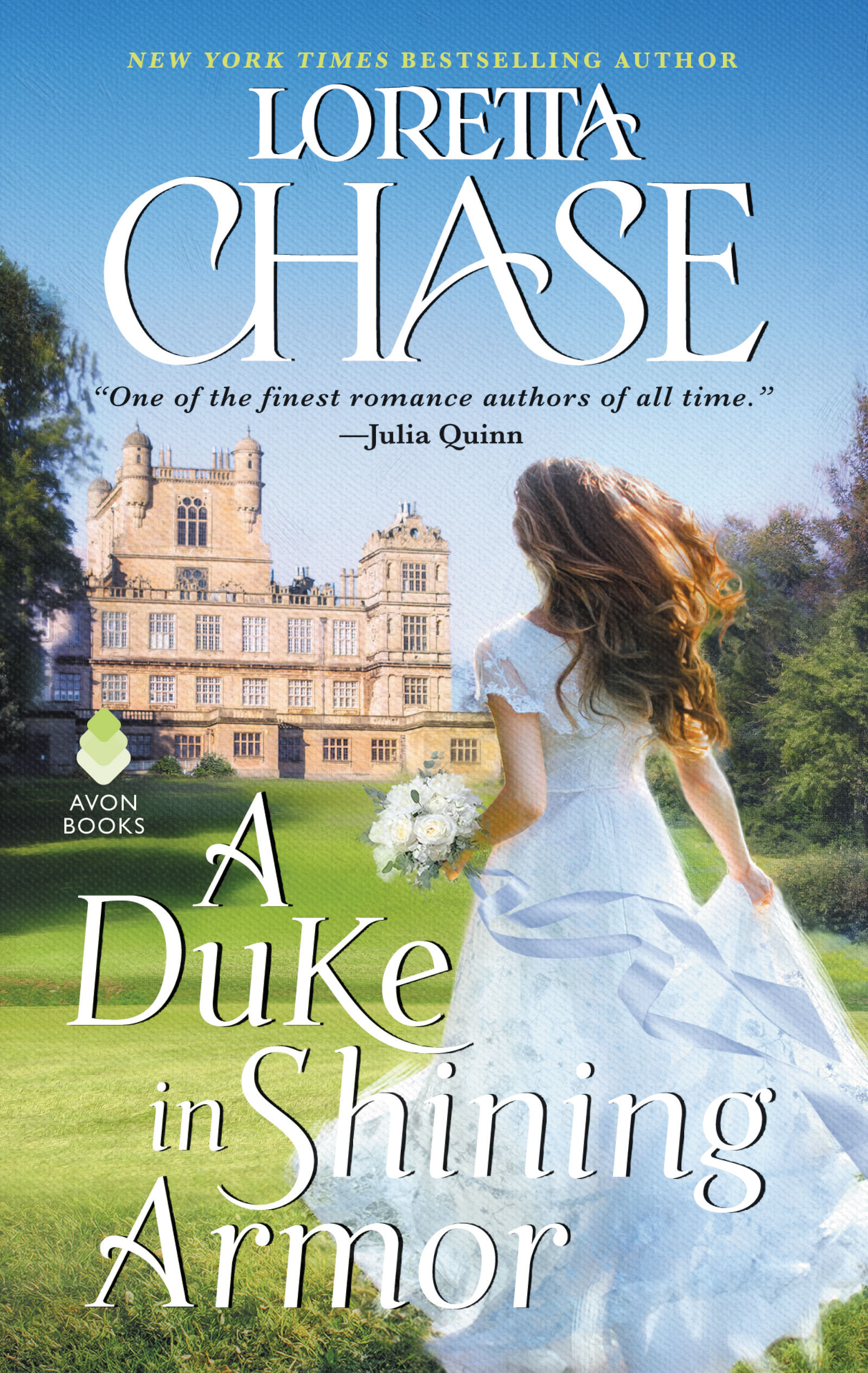 A Duke in Shining Armor cover historical romance