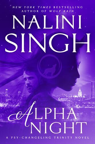 Alpha Night Cover