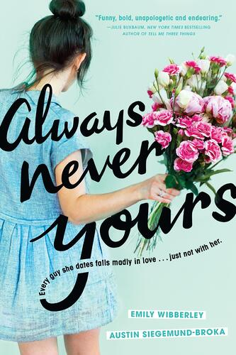 Always Never Yours Cover