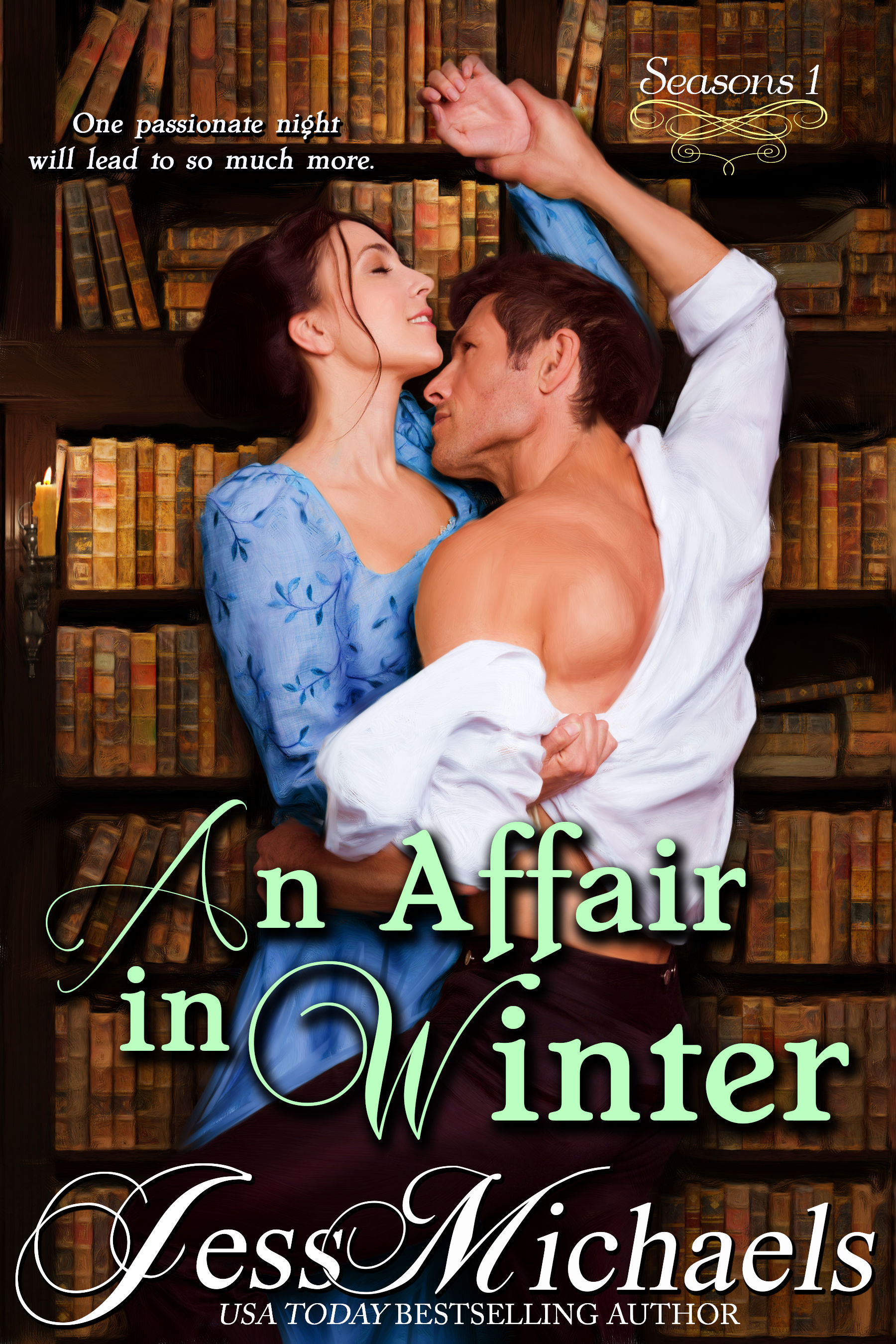 An Affair in Winter Cover