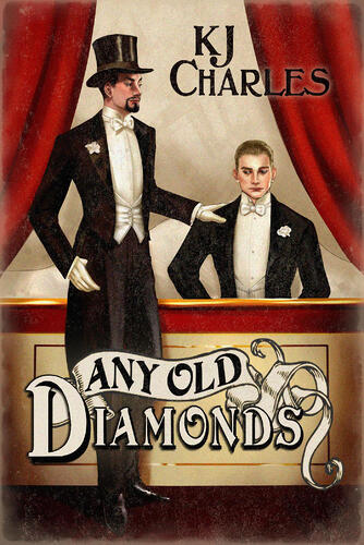 Any Old Diamonds Cover