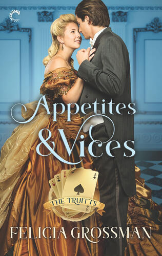 Appetites & Vices Cover