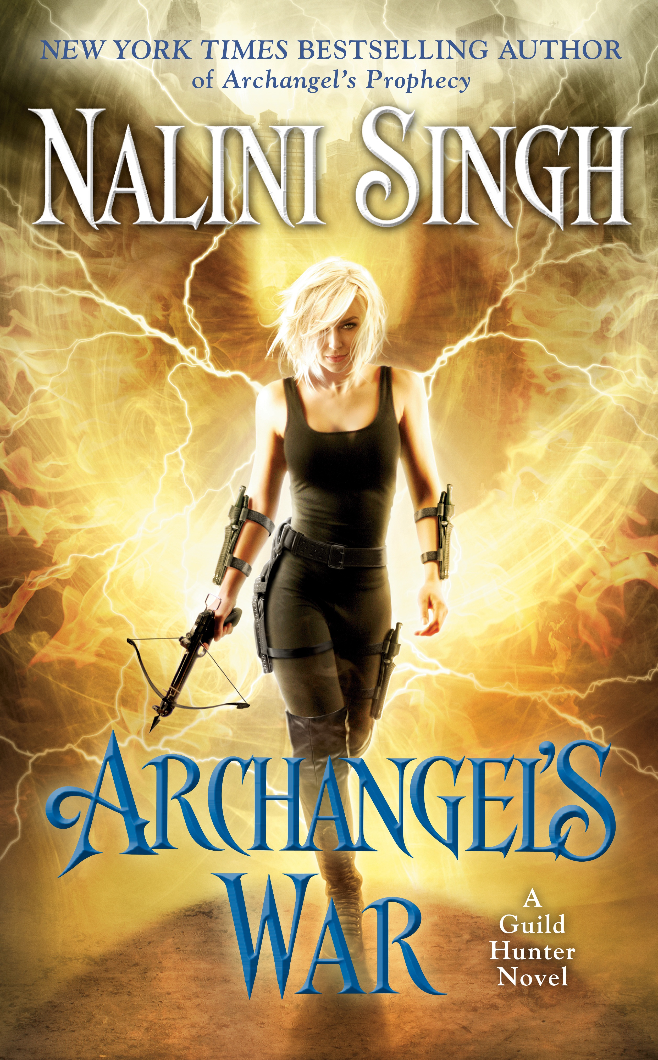 Archangel's War Cover