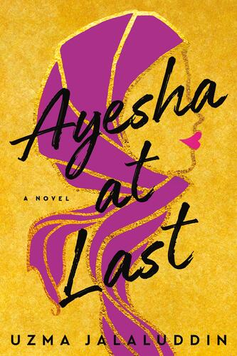 Ayesha at Last Cover