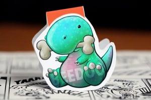 baby-t-rex-bookmark