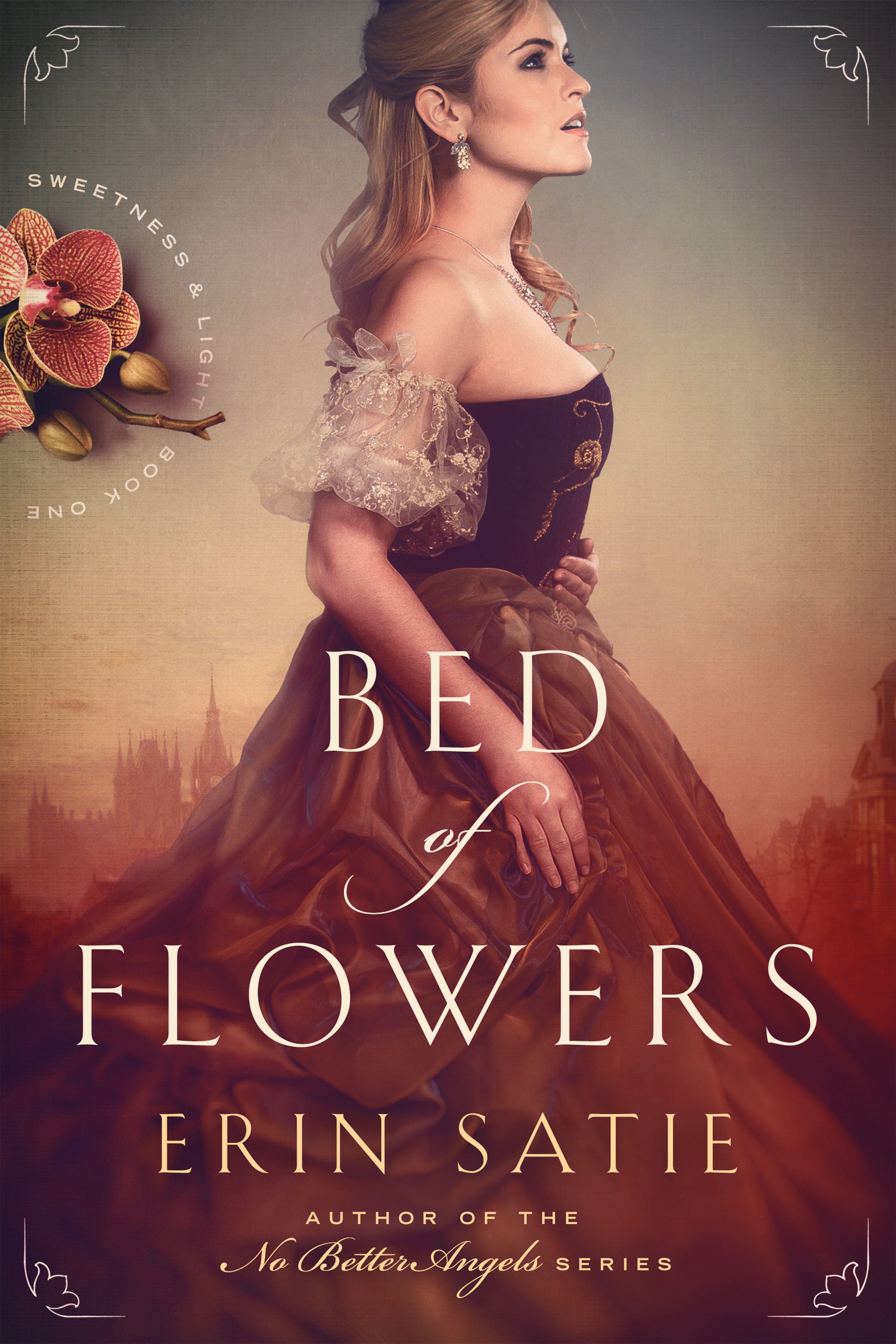 Bed of Flowers Cover