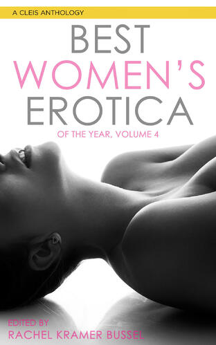 Best Women's Erotica of the Year, Vol 4. Cover