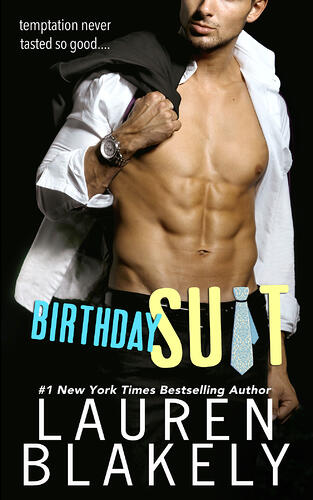 Birthday Suit Cover