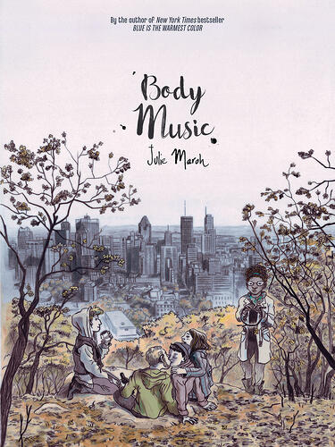 Body Music Cover