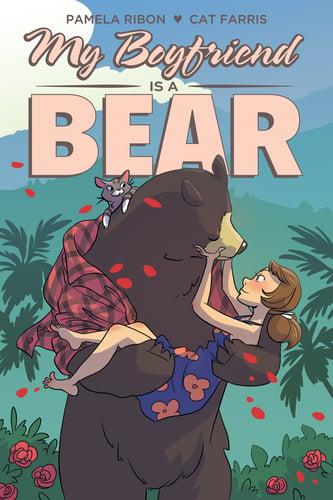 My Boyfriend is a Bear Cover