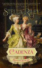 Cover of Cadenza, historical romance by stella riley