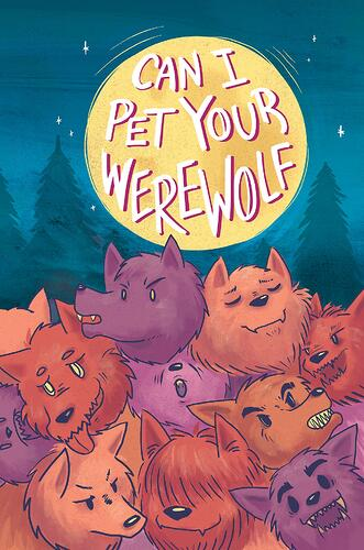 Can I Pet Your Werewolf? Cover