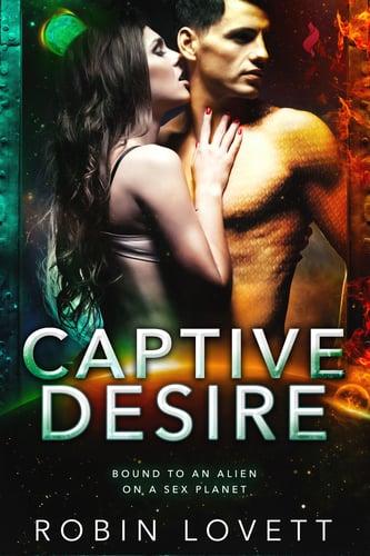 Captive Desire Cover