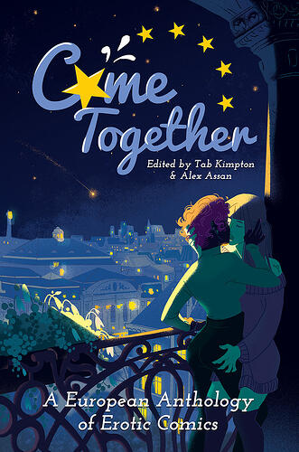 Come Together: A European Anthology of Erotic Comics Cover