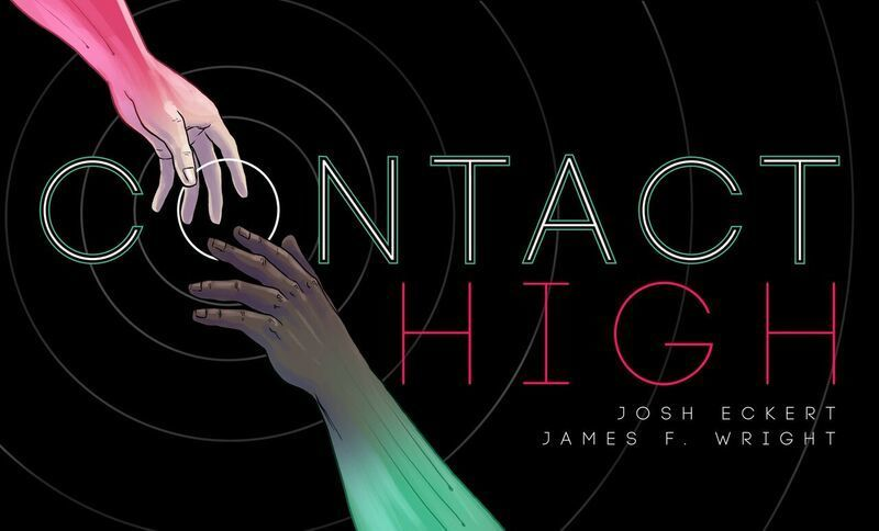Contact High Cover