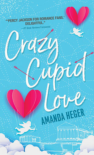 Crazy Cupid Love Cover
