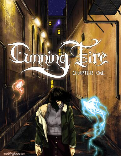 Cunning Fire Cover