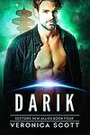 Cover of Darik, sci-fi romance by Veronica Scott