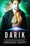 Cover of Darik, sci-fi romance by Veronica Scott