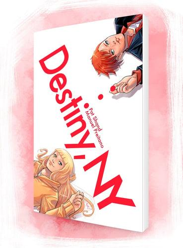 DESTINY, NY Cover