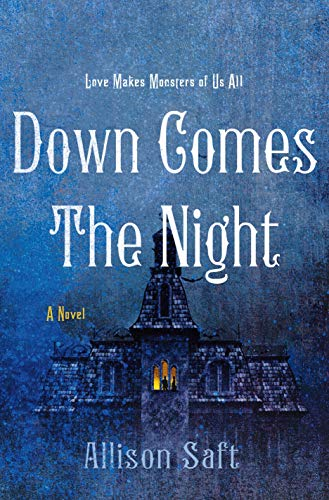 Down Comes the Night Cover